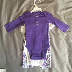 CARTERS CARTERS INFANT THREE PIECE. NEW WITH TAGS AND HANGER.  Other