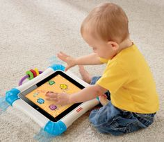 Fisher-Price Laugh and Learn Apptivity Case Compatible with iPad 1 or iPad 2