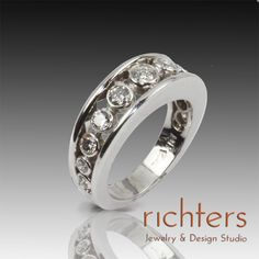 Hand crafted by Paul Richter