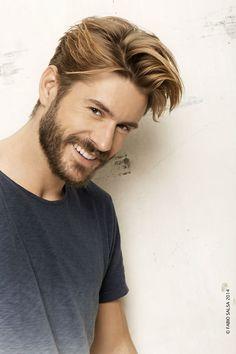 Love this guy's hair!