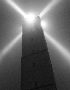 Brandaris lighthouse at Terschelling, Netherlands