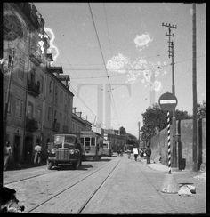 Estrada da Luz, anos 50