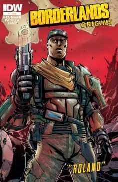REVIEW: BORDERLANDS - ORIGINS #1