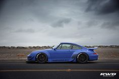 The making of the RWB USA 993 Demo Car   Fatlace™ Since 1999
