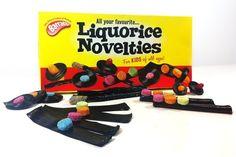Barratt Liquorice Novelties, £6.99