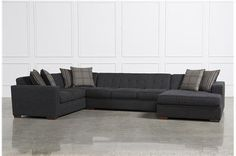 Costello 3 Piece Sectional - Main | Living Spaces