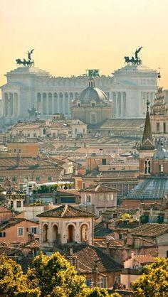 nice Панорама Рима (50 фото) — Прогулка по столице Италии
