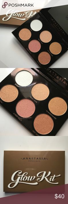 🆕 Anastasia Beverly Hills Glow Kit Brand new. 100% authentic.  ⭐️⭐️⭐️⭐️⭐️ Rating 💯 Shop with confidence  📦 Ship same day / next day 🛍 Bundle & save ⛔️ trades ⛔️ lowball offers Sephora Makeup Luminizer