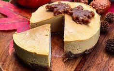 Delicious spiced pumpkin, creamy cashews, and maple syrup… you ...