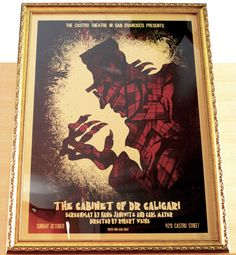 The Cabinet of Dr Caligari by David O'Daniel - */100