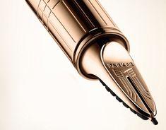 PARKER PEN INGENUITY on Behance Sheaffer Fountain Pen, Pen Design, Paris Design, Writing Instruments, Behance, Gifts, Instruments, Writing