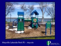 Lakeside Park in Mayville, NY