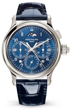 Patek Philippe Grand Complication 5372P-001