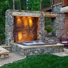 Hot Tub Design Ideas, Pictures, Remodel, and Decor