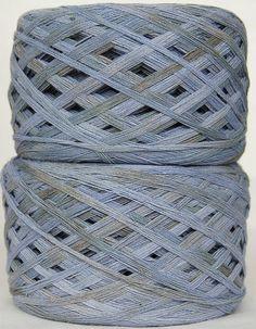 Raw Bamboo Yarn Hand Dyed 200gram / 7oz Vegan by Klarabela on Etsy, $20.00
