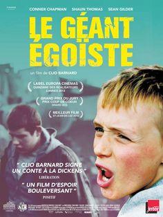 Le Géant égoïste est un film de Clio Barnard avec Conner Chapman, Shaun Thomas. Synopsis : Arbor, 13 ans, et son meilleur ami Swifty habitent un quartier populaire de Bradford, au Nord de l'Angleterre. Renvoyé