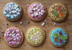 Childhood Memories of Biscuit Decorating & decorate a rich tea biscuit - Google Search | vintage tea party ...