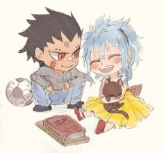 fairy tail couples | erzaxjellal | fairy tail couples
