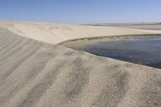 Dakhla in south Morocco : where the Sahara Desert meets the Atlantic Ocean