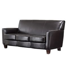 Sofa: Nolan Bonded Leather Living...     $449.99