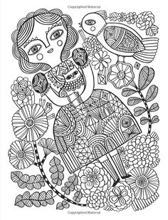 Posh Adult Coloring Book: Happy Doodles for Fun & Relaxation: Flora Chang: Flora Chang: 0050837352469: Amazon.com: Books