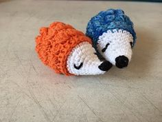 Tuto amigurumi hérisson au crochet spécial gaucher #amigurumi #crochet #gaucher