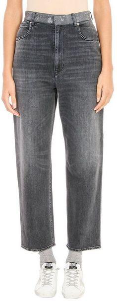 Golden Goose Deluxe Brand Kim Grey Wash Jeans