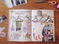 Collage and keep - Siel Verhanneman