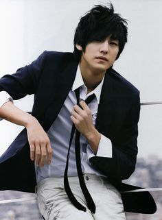 Well hello, Kim Beom. What? You want me to have your babies? Okay.