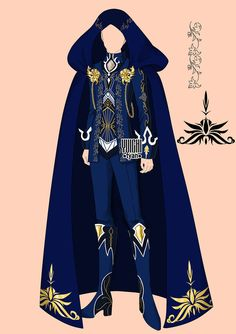 [closed] auction male magician adopt by YuiChi-tyan Source by ideas male Pretty Outfits, Cool Outfits, Fashion Outfits, King Outfit, Fantasy Gowns, Royal Clothing, Medieval Clothing, Drawing Clothes, Other Outfits