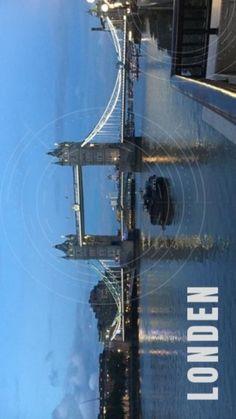 Hierdie is die eerste in die 'reeks' oor Londen beplanning. Tower Of London, Tower Bridge, Exploring, Van, African, Travel, Do Your Thing, Viajes, Destinations
