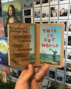 Bullet Journal 2, Bullet Journal Aesthetic, Bullet Journal Ideas Pages, Bullet Journal Inspiration, Art Journal Pages, Art Journals, Bullet Art, Art Diary, Wreck This Journal