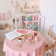 Aesthetic Room Decor, Aesthetic Objects, Pink Aesthetic, Pastel Room, Cute Room Ideas, Room Ideas Bedroom, House Rooms, Decoration, Room Inspiration