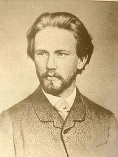 PYOTR ILYICH TCHAIKOVSKY (1840-1893) Russian composer and pianist. Known for his symphonies, ballets, concertos, operas, and chamber music. The first Russian composer whose music became known and revered internationally.