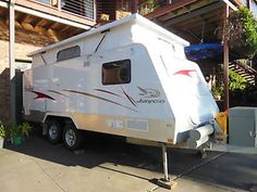 Jayco Sterling Offroad Poptop Caravan 2008 | eBay
