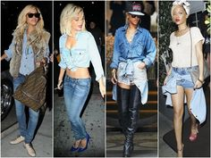 rihanna looks em NY - Google Search