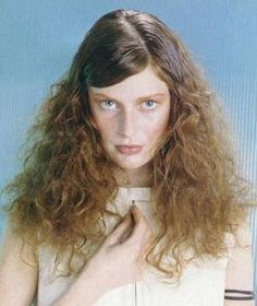 Yikes! The Creepiest (& Coolest) Hair for Halloween: Zombie Girl -- Just Curl & Tease, Tease, Tease