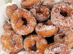 Keks Dessert, Churros, Cake Creations, Korean Food, Bagel, Doughnut, Yummy Treats, Donuts, Catering