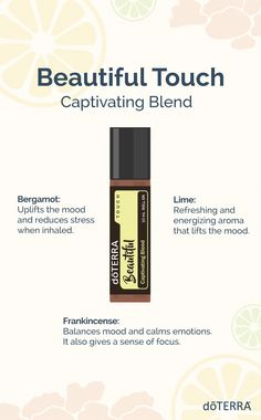 Learn more about doTERRA's most captivating essential oil blend, Beautiful! Essential Oil Companies, What Are Essential Oils, Making Essential Oils, Essential Oils Guide, Essential Oil Uses, Doterra Logo, Doterra Essential Oils, Cheap Cologne, Feeling Discouraged