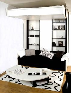 interior design for small room - 1000+ images about Small spaces on Pinterest Small living room ...