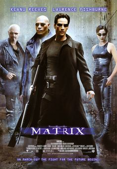 "Lana e Andy Wachowsky, "" Matrix"", 1999"