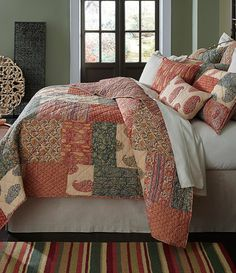 Studio D Chloe Quilt Collection #Dillards | For the Home ... : dillards quilts - Adamdwight.com