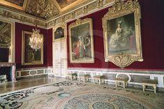 versailles interior | materials delineated in classical details dominate interiors. Interior ...