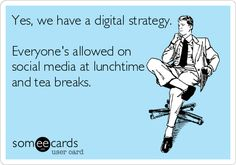 Work in digital strategy? We have jobs for you! http://www.digitalgurus.co.uk/search-job?combine=strategy #digitalstrategy