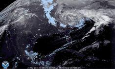 La grande tempesta di neve sbatte sulla costa orientale per battere record da D.C. a Boston