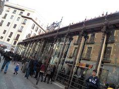 Madri - Mercado de San Miguel