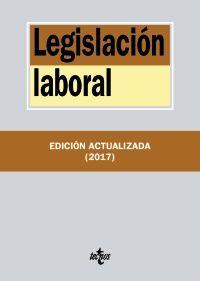 Legislación laboral / edición preparada por Miguel Rodríguez-Piñero ... [et al.]