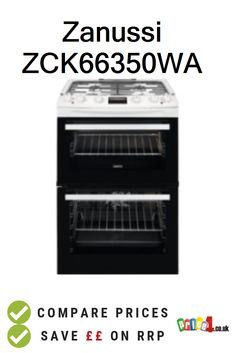 Zanussi Compare UK prices and find the cheapest deals from 9 stores. Dual Fuel Cooker, Electric Cookers, Gas Cookers, Electric Oven, Freestanding Cooker, Gas Oven, Price Comparison, Home Appliances, Coding
