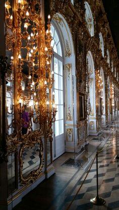 Пушкин, Екатерининский дворец