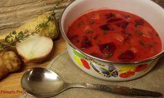 Cékla-csicsóka főzelék Salsa, Mexican, Ethnic Recipes, Food, Essen, Salsa Music, Meals, Yemek, Mexicans